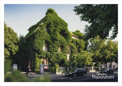 Green Hannover Postkarte Roneburg