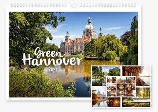 Green Hannover Kalender 2021