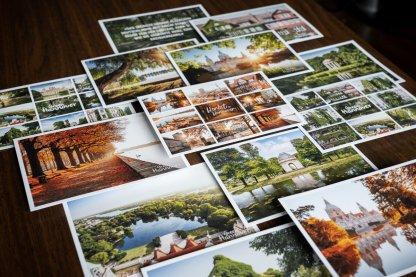 GreenHannover Postkarten 2020 Details