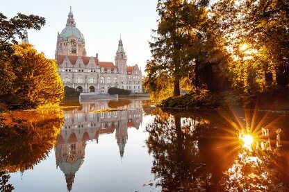 GreenHannover_Print_Rathaus_Herbst