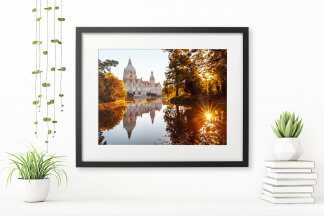 GreenHannover_Print_Rathaus_Herbst_40x30